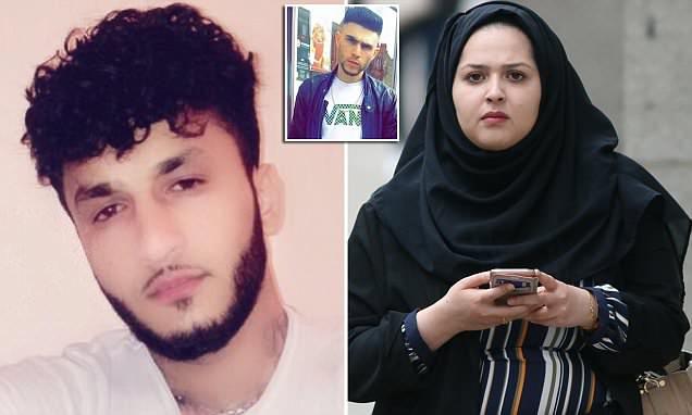 Любвеобильная британка в хиджабе похвасталась видео с умирающим бойфрендом