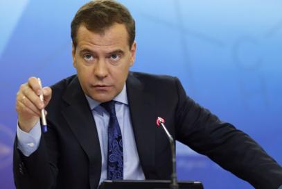 Медведев пристыдил чиновников на Северном Кавказе