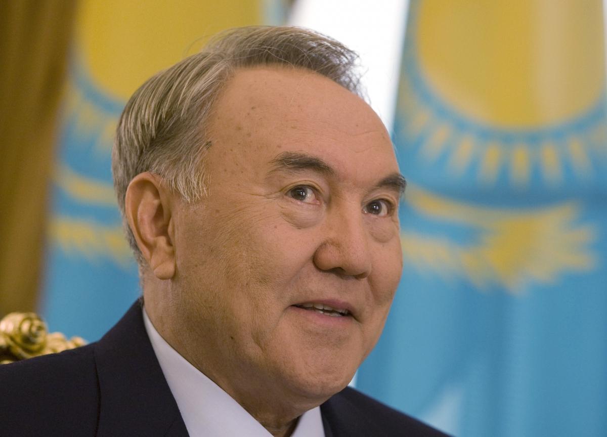 Назарбаев получил еще один пожизненный статус