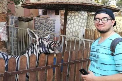 Школьник Махмуд поймал владельцев зоопарка на дерзком обмане