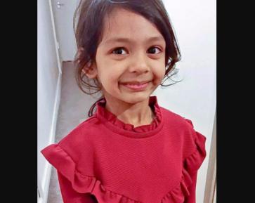 6-летняя девочка убита по дороге в мечеть