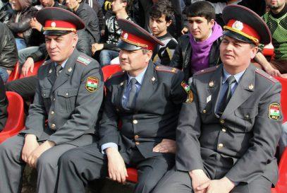 Полицейские раздели догола жительницу Таджикистана