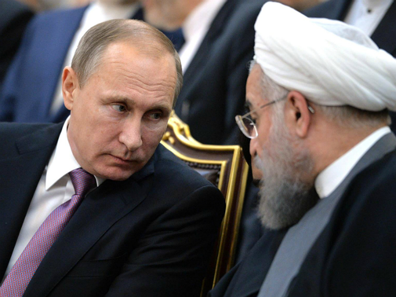 """В Кремле назвали цель """"сложной паутины контактов"""" с Ираном и Израилем"""