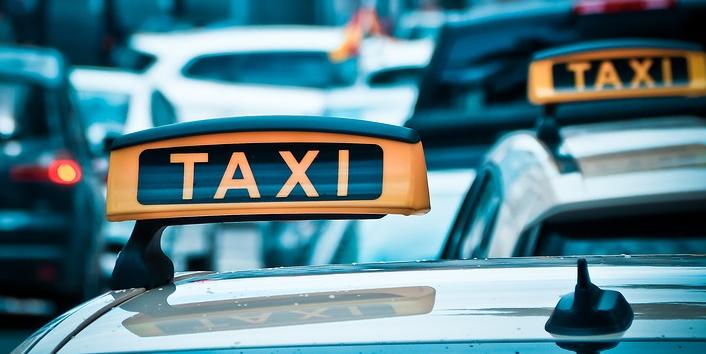 Способы вызова такси в СПб