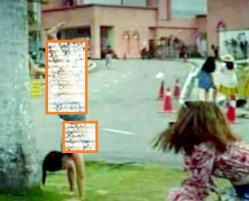 Откровенные телодвижения полуодетой дамы перед мечетью наделали шума