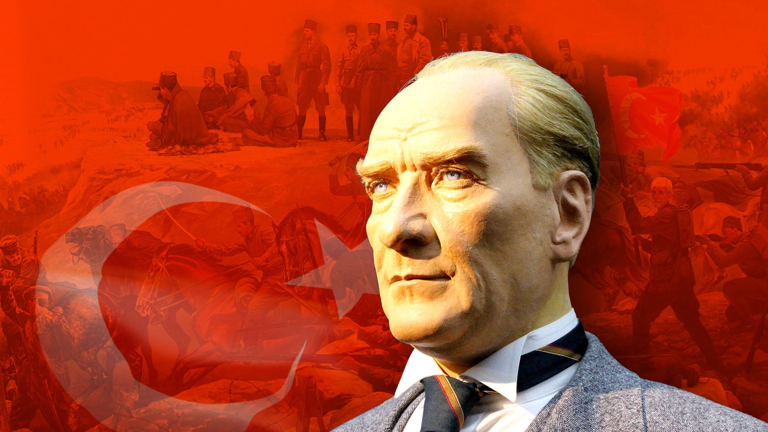 В Сирии обнаружили штаб-квартиру Ататюрка и сильно огорчились