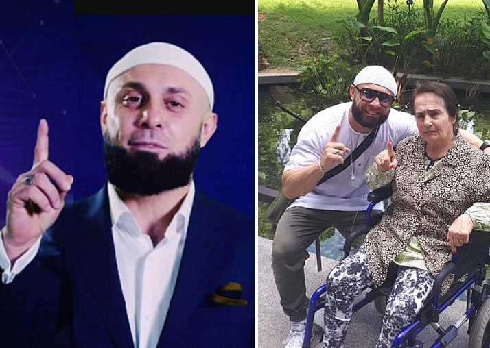 Набожный мусульманин и заботливый сын
