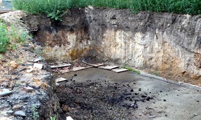 """В Челябинске начали строить отель на """"опасном"""" мусульманском кладбище"""