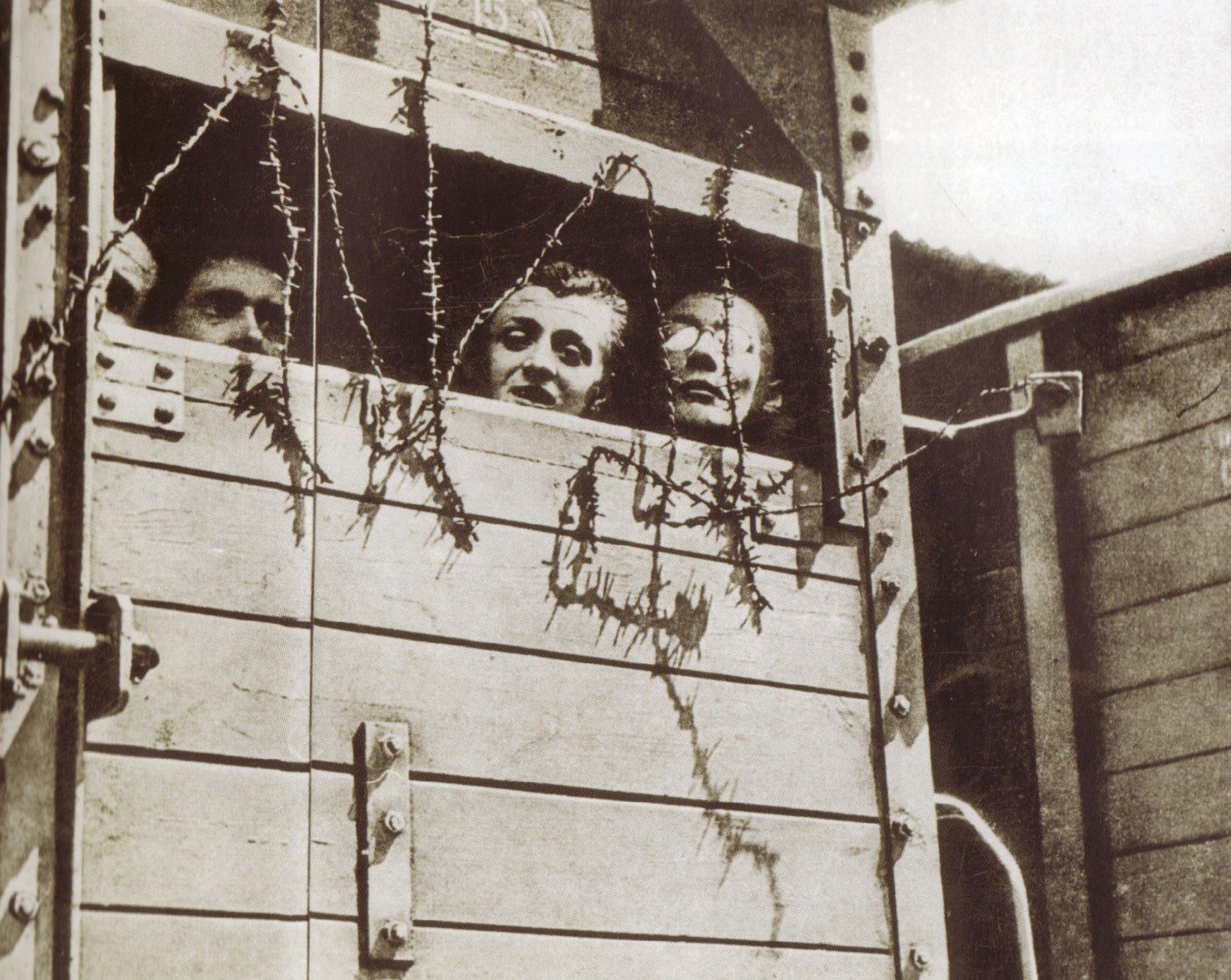 Картинки по запросу вагоны для евреев фото