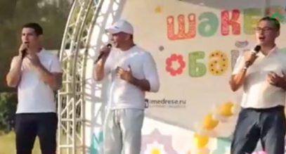 Детский исламский фестиваль на Нижегородчине (ВИДЕО)