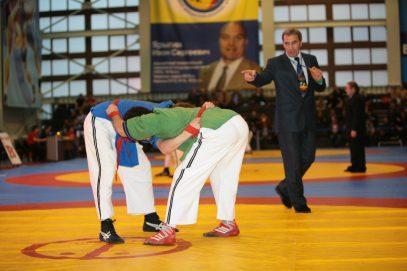 Мэра Собянина заинтересовала Федерация борьбы на поясах
