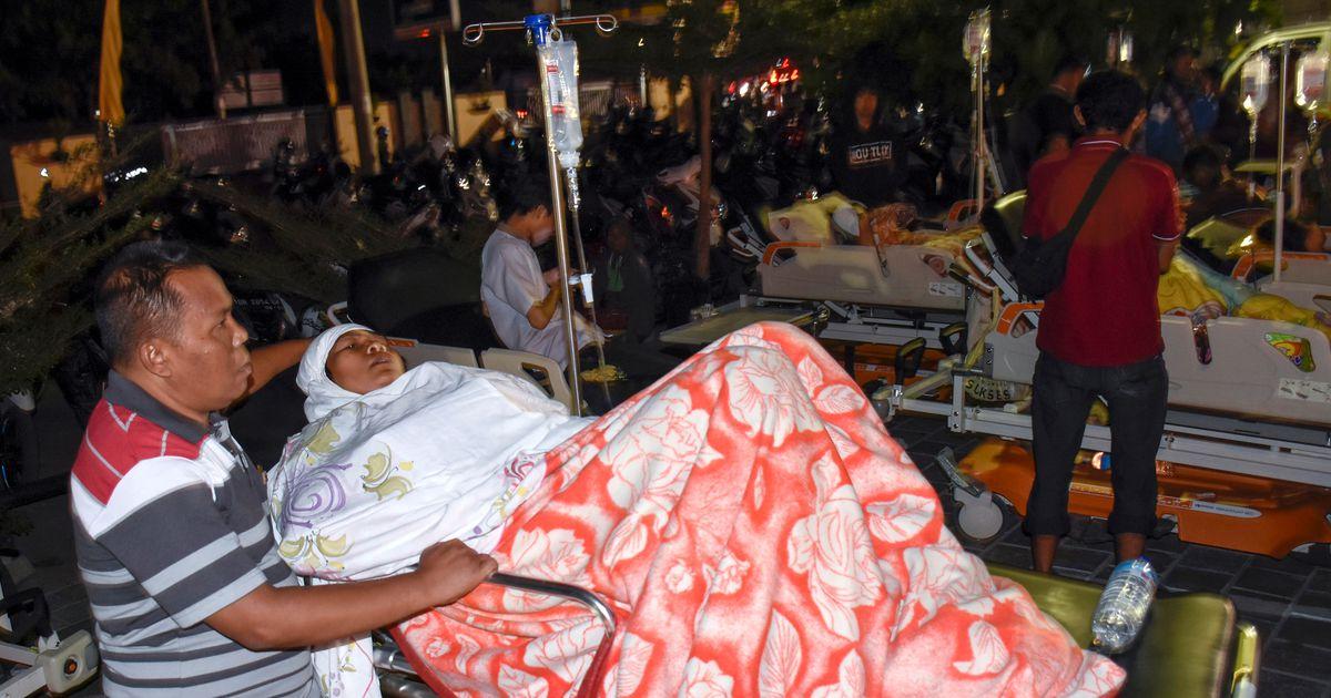 На крупнейшую мусульманскую страну обрушилось жуткое землетрясение