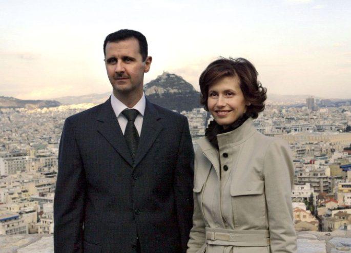 Семью Башара Асада постигло несчастье