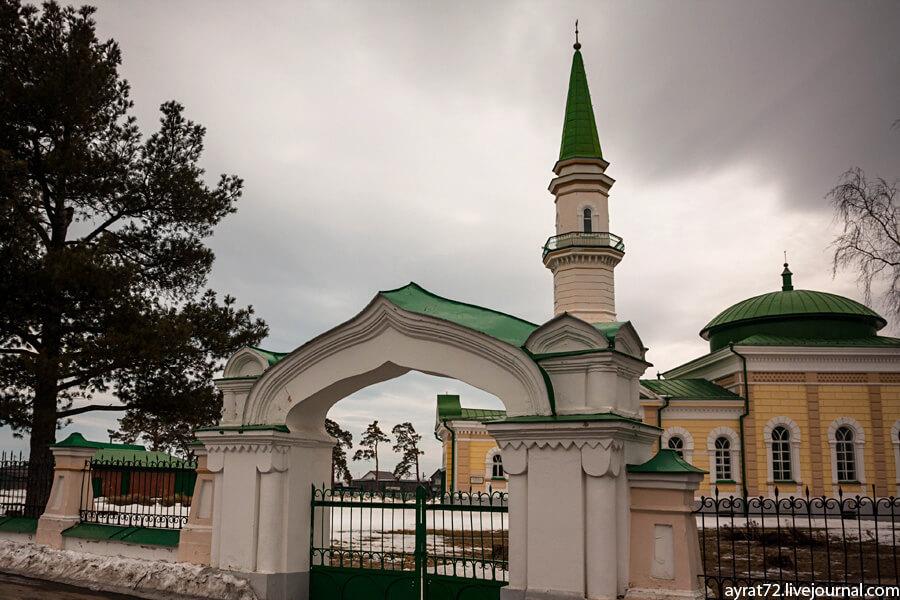 Исламский комплекс в Ембаево