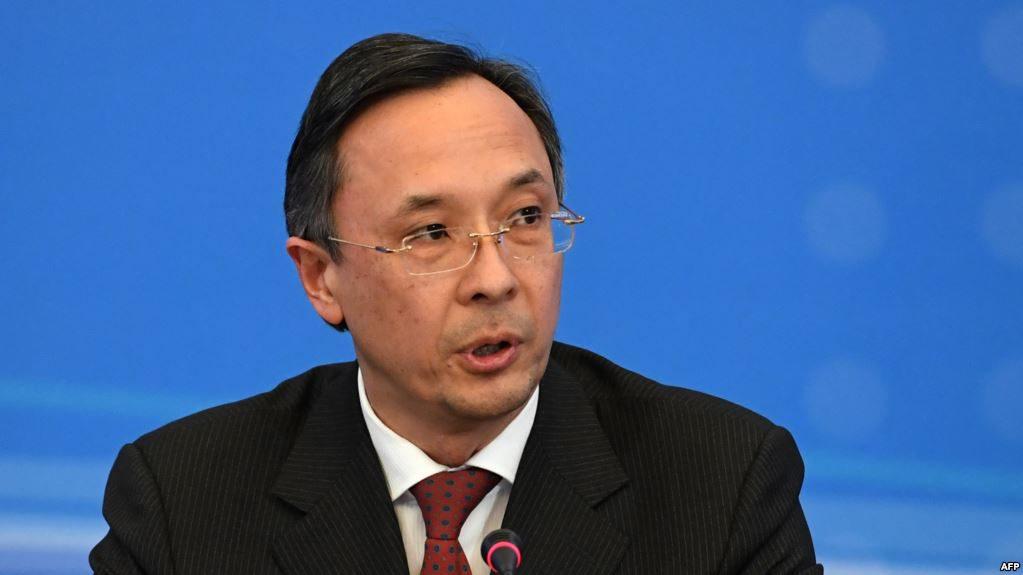 Казахстан разъяснил информацию о базах США на Каспии
