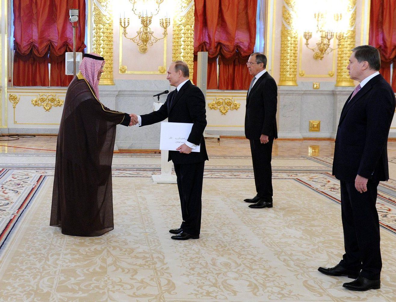 Посол Бахрейна отметил позитивную роль России в арабском регионе