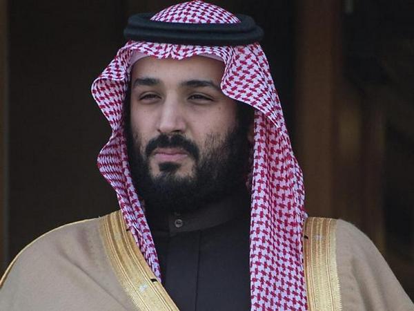 Наследный принц КСА Мухаммад бен Салман