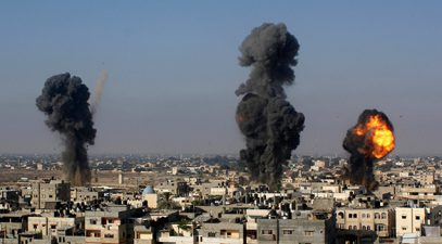 Израиль выпустил по Газе сотни ракет, эксперт назвал причину