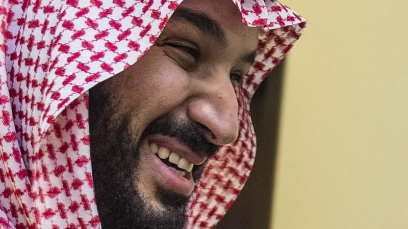 Саудовский наследный принц Мухаммад бен Салман