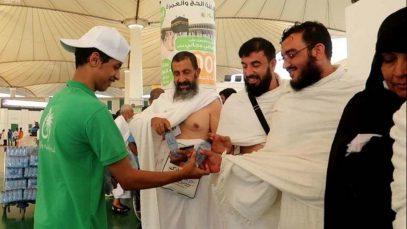 До начала хаджа в Мекку прибыло более миллиона паломников