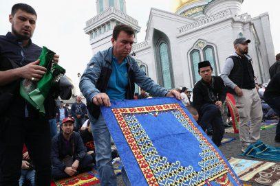 Всевышний смилостивился над мусульманами в Москве