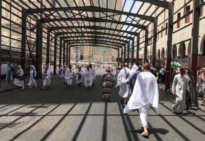 Саудовская Аравия обнародовала последние данные о количестве прибывших паломников
