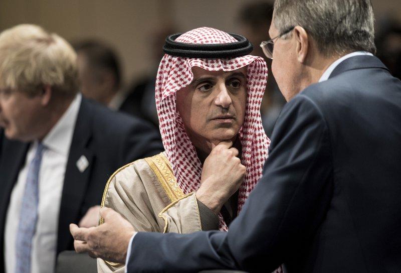 Лавров и аль-Джубайр проведут очередную встречу