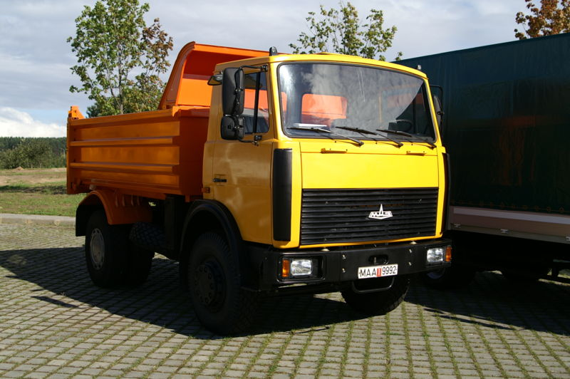 """Автомобили """"МАЗ"""" – продукция, которая всегда пользуется спросом"""