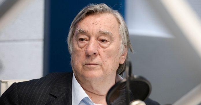 Александр Проханов. Фото: Изборский клуб
