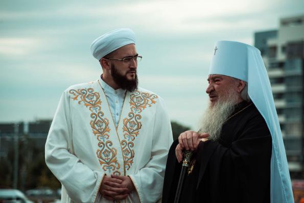 Муфтий и митрополит