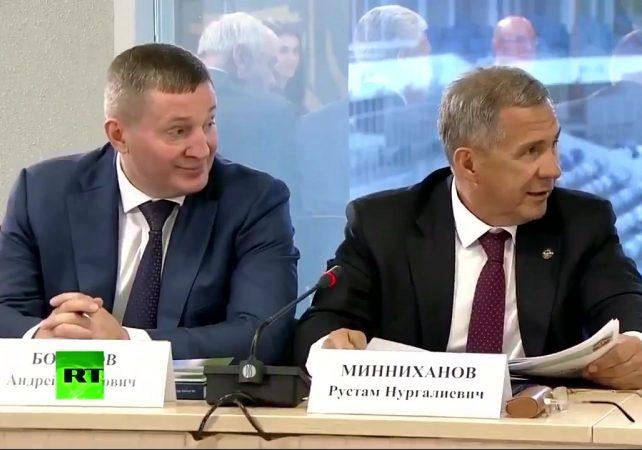 Роспотребнадзор выступил против харамного предложения главы Татарстана