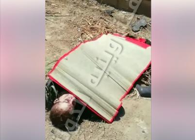 В Ливане сирийского мальчика-беженца, пострадавшего в ДТП, оставили истекать кровью на дороге (ВИДЕО)