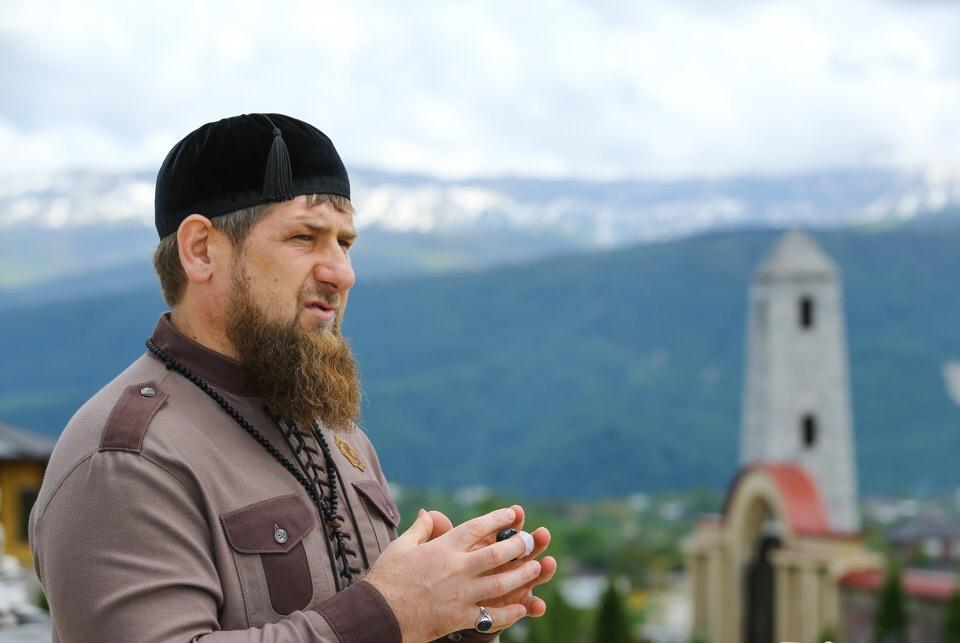 Рамзан Кадыров помог на восстановление подожженной церкви в Карелии
