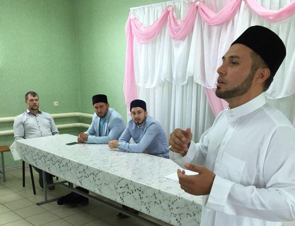 В Пензенской области переизбрали муфтия