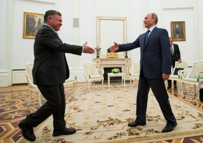 Курбан-байрам и беженцы. Путин провёл переговоры с Абдаллой II