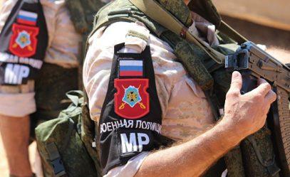 Российские военные назвали условие ухода с границы Израиля и Сирии
