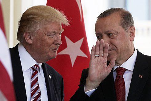 Эрдоган намекнул Трампу о новых друзьях Турции