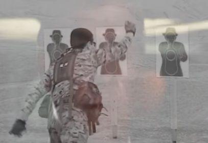 Президент Туркменистана предстал в образе Рэмбо (ВИДЕО)