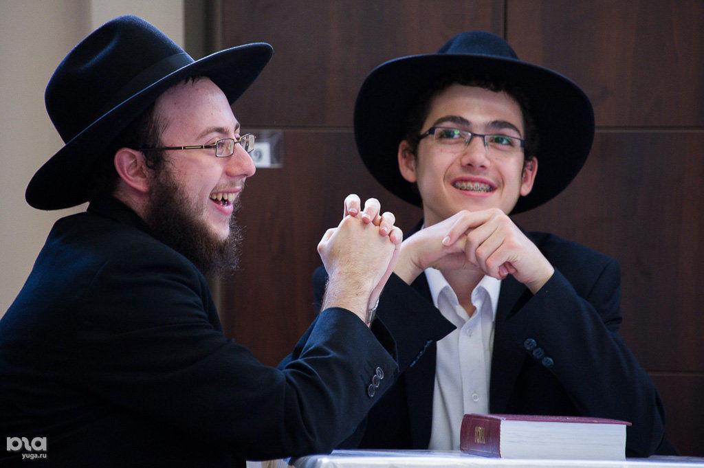 Представители еврейской общины. Фото: Юга.ру
