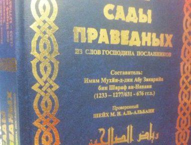 МВД процитировало запрещенную прокуратурой исламскую книгу