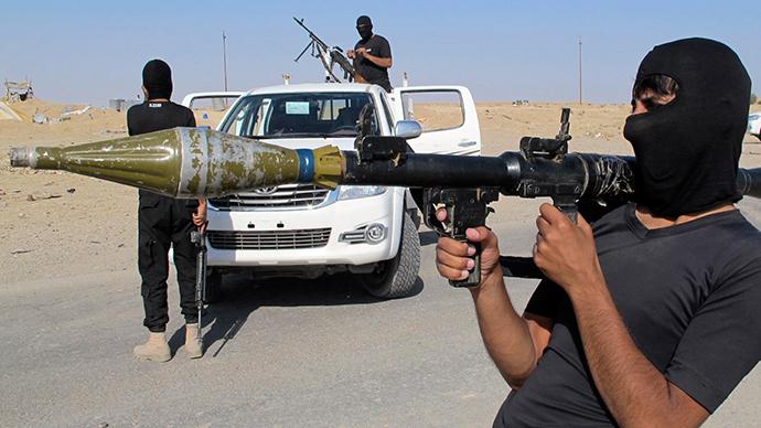 Иностранные спецлужбы обвинили в снабжении ИГИЛ*