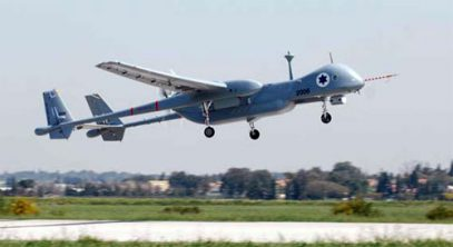 Израиль отправил в Сирию шпионские беспилотники и потерпел фиаско