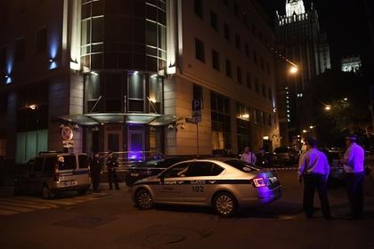 Уроженец Кавказа погиб в перестрелке с полицейскими в центре Москвы