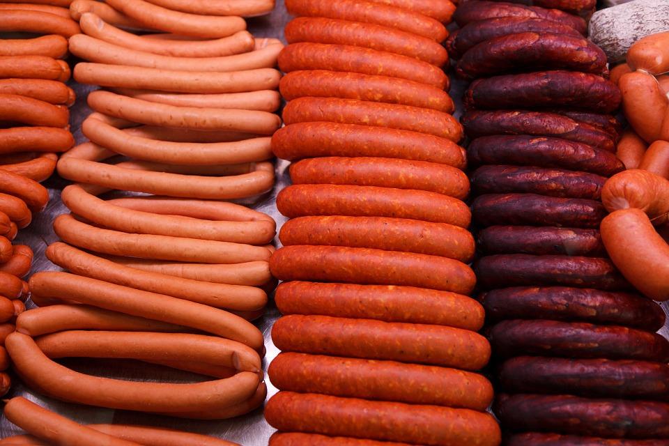 Вегетарианская альтернатива колбасам, сосискам и другим продуктам
