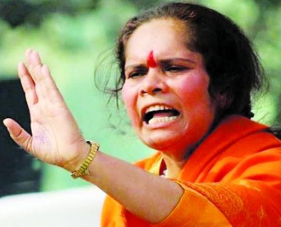 Радикальная индуистка придумала, как спасти мусульманских женщин