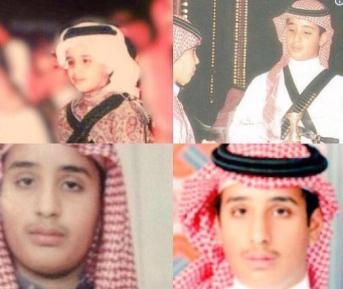 Наследного принца Саудовской Аравии вернули в детство