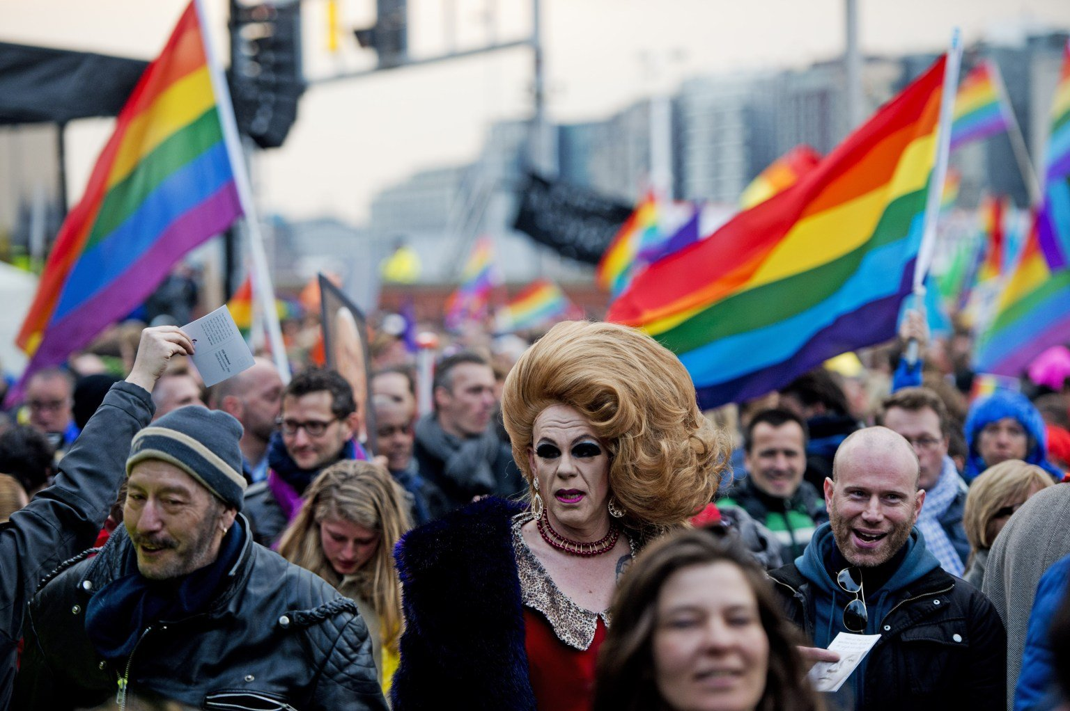 Первый в России гей-парад пройдет в удивительном месте