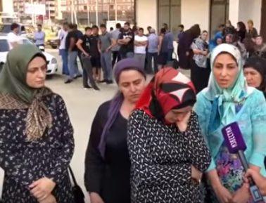 Убитая горем дагестанка обратилась к похитителям восьмилетней дочери (ВИДЕО)