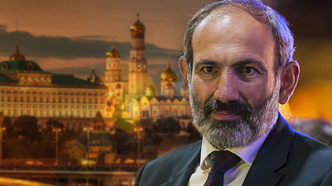 Армянский премьер Никол Пашинян