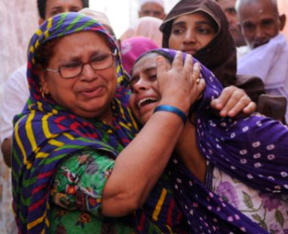 Шахрух Хан убит в результате линчевания